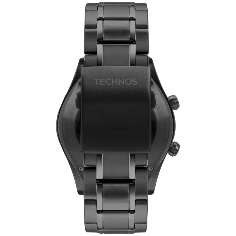 Relógio Inteligente SMARTWATCH Masculino Technos Connect Preto P01AB/4P  - E-Presentes