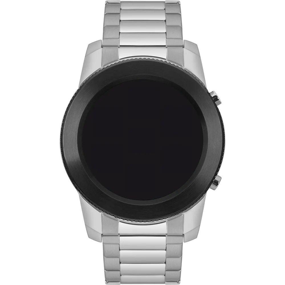 Relógio Inteligente SMARTWATCH Technos Connect 3+ Prata M1AC/5P  - E-Presentes