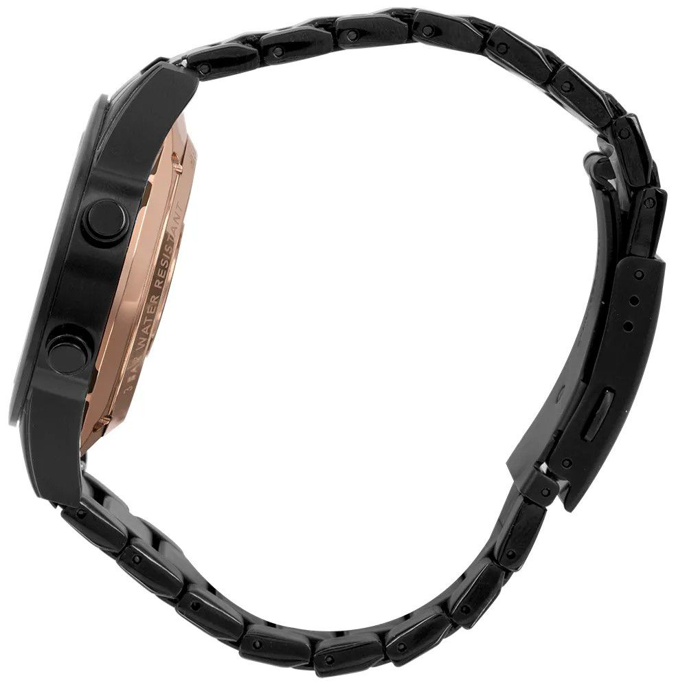 Relógio Inteligente SMARTWATCH Technos Connect Duo Feminino Preto P01AD/4P  - E-Presentes