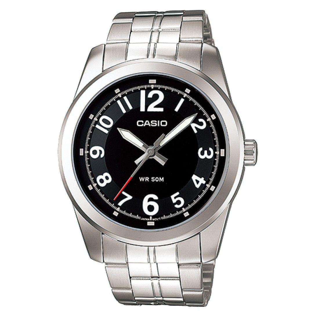 Relógio Masculino Casio MTP-1315D-1BVDF Pulseira Aço Inox  - Alexandre Venturini