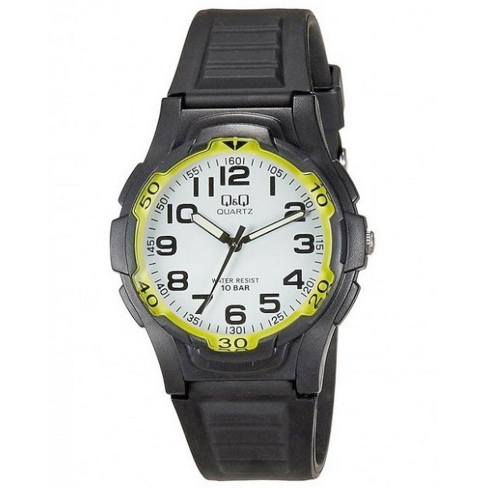 Relógio Masculino Mariner Q&Q Maquina Citizen WR100 41mm VP84J009Y  - E-Presentes