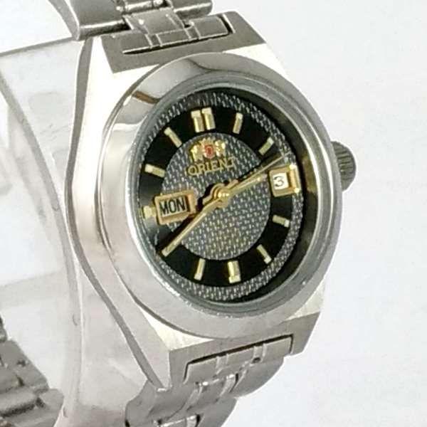 Relógio Orient Automatico Feminino Mini 25mm FNQ1A002B9  - Alexandre Venturini
