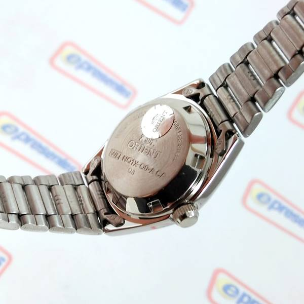 Relógio Orient Automatico Feminino Mini 25mm Fnq1x004f9  - E-Presentes