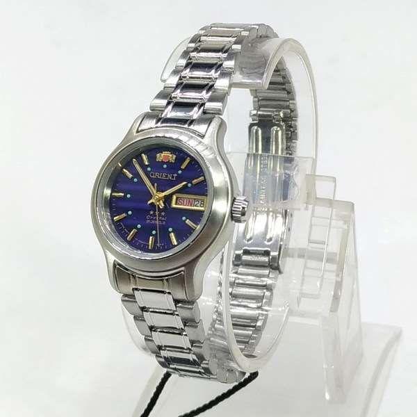 3dde82b5f8513 Relógio Orient Automatico Feminino Mini Autêntico Fnq05004d9 - E-Presentes  ...
