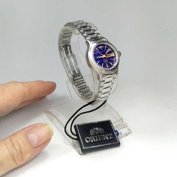 Relógio Orient Automatico Feminino Mini Autêntico Fnq05004d9  - E-Presentes