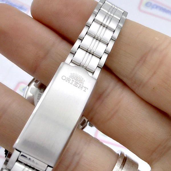 Relógio Orient Automatico Feminino Mini Autêntico Fnq1x003j9  - E-Presentes