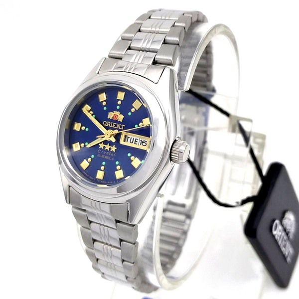 719e3c18d73bc Relógio Orient Automatico Feminino Mini Autêntico Fnq1x003j9 - E-Presentes