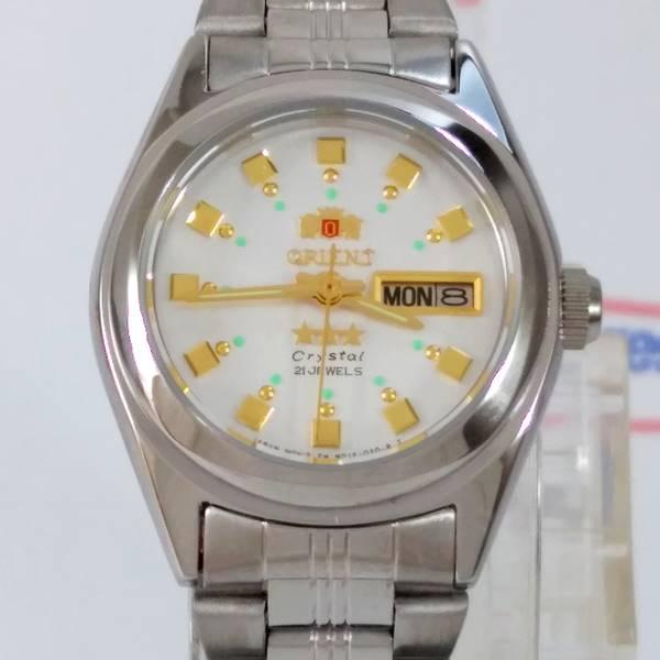 Relógio Orient Automático Feminino Mini Autêntico FNQ1X003W9   - Alexandre Venturini