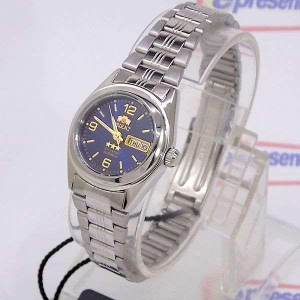 990cdb24d25 Relógio Orient Automático Feminino Mini Autêntico FNQ1X004J9 - E-Presentes  ...