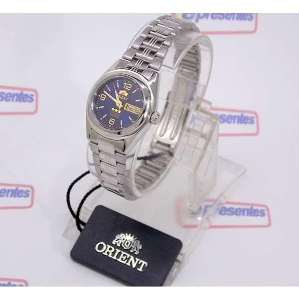 Relógio Orient Automático Feminino Mini Autêntico FNQ1X004J9   - Alexandre Venturini