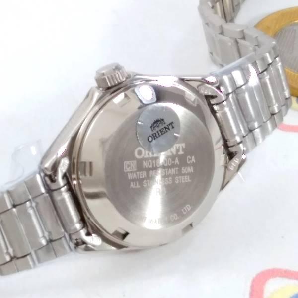 92d143e462a ... Relógio Orient Automatico Feminino Mini Verde Fnq18004f9 - E-Presentes
