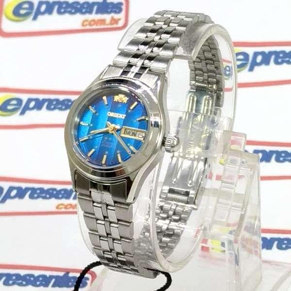 Relógio Orient Automatico FNQ04004J9 Pequeno Mini Feminino   - Alexandre Venturini