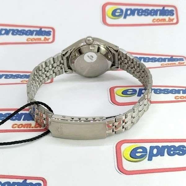 Relógio Orient Automatico FNQ04004J9 Pequeno Mini Feminino   - E-Presentes