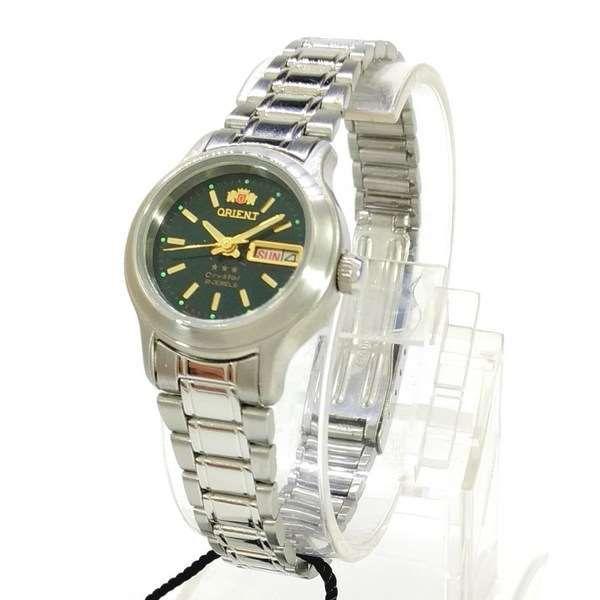 731c34f198594 Relógio Orient Automatico FNQ05006F9 Pequeno Mini Feminino - E-Presentes ...