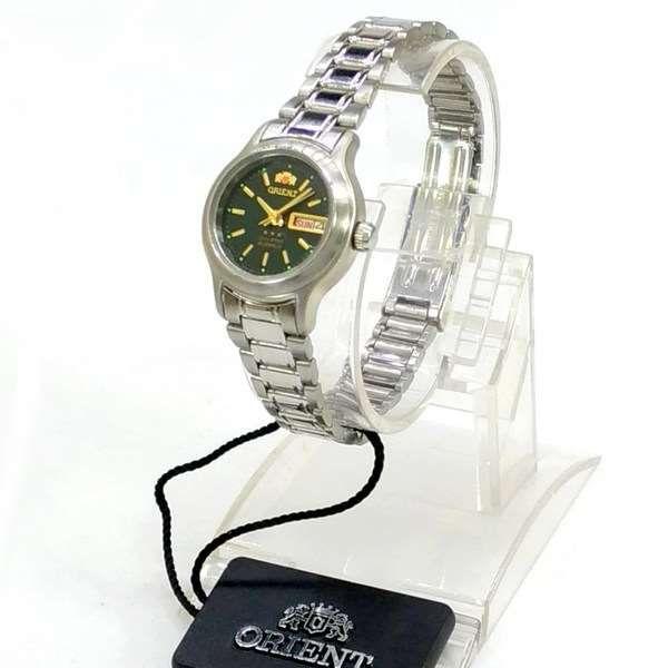 Relógio Orient Automatico FNQ05006F9 Pequeno Mini Feminino   - E-Presentes