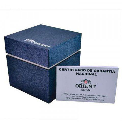 Relógio Orient Dourado Feminino 28MM Dourado FGSS0071-B2KX Eternal Quartz  - E-Presentes