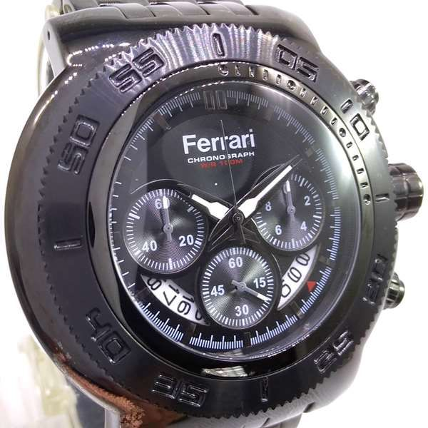T12-043.4 Relógio Ferrari Gods Collection Masculino Original  - E-Presentes