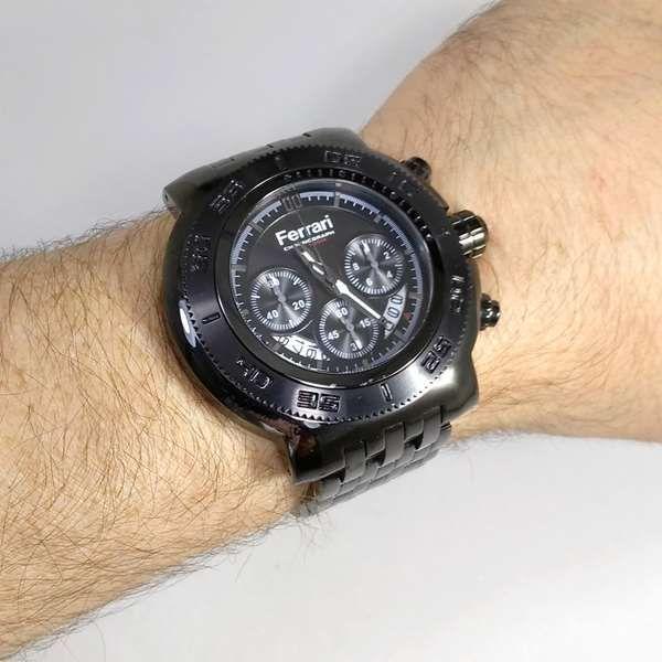 95e6ac28f0a T12-043.4 Relógio Ferrari Gods Collection Masculino Original - E-Presentes