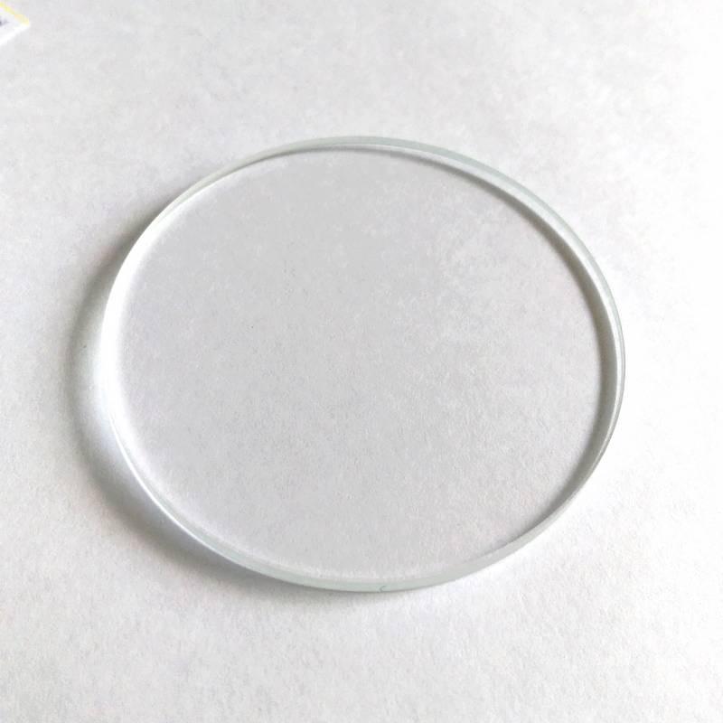 Vidro Mineral Casio Edifice EF-550PB, EF-550RBSP, EF-550, EF-550D *  - E-Presentes