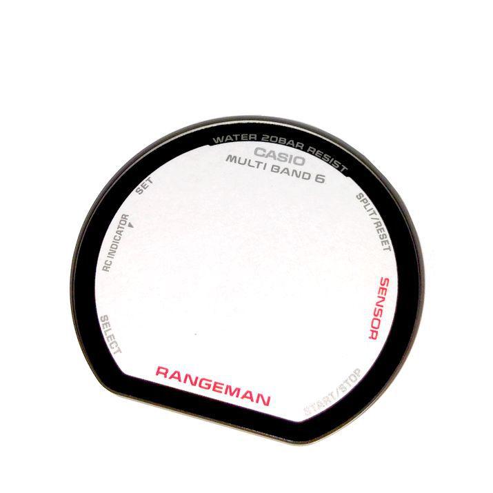 Vidro Mineral Casio G-shock Rangeman GW-9400  - E-Presentes