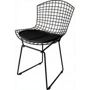 Cadeira Bertoia Pintada PRETO