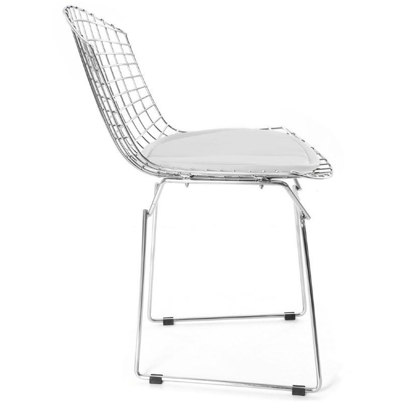 Cadeira Bertoia AÇO INOX
