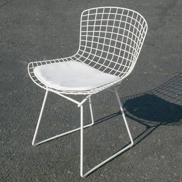 Cadeira Bertoia Pintada BRANCO