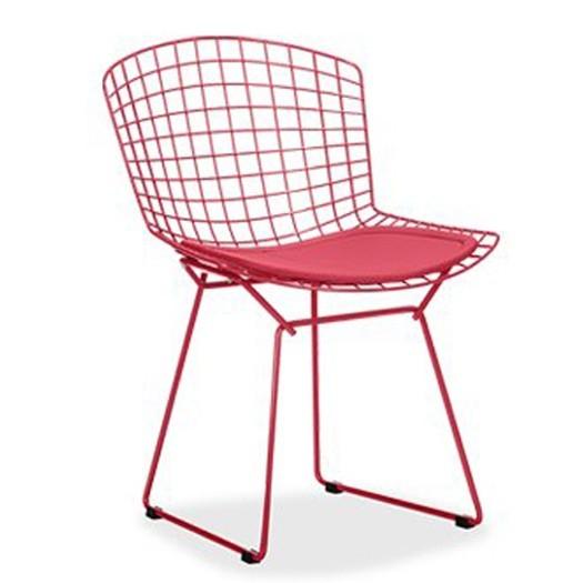 Cadeira Bertoia Pintada VERMELHO