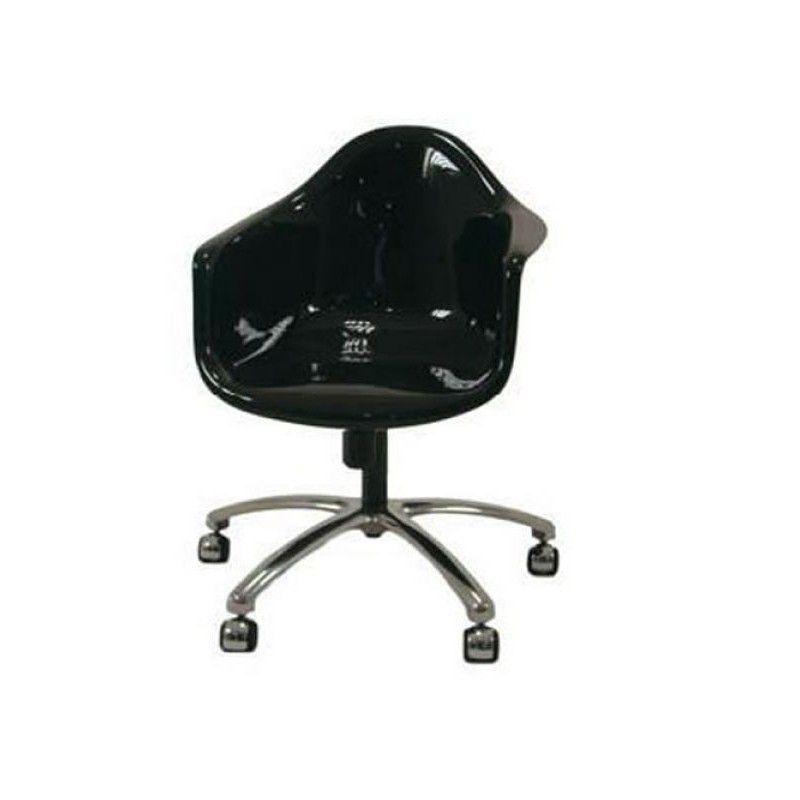 Cadeira DAR com rodízio