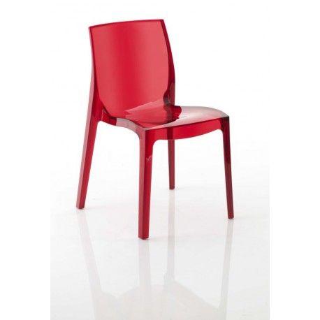Cadeira Femme Fatale Colorida