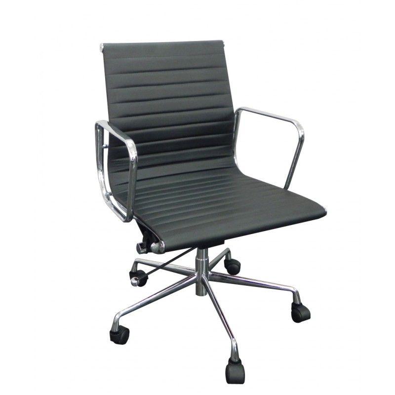 Cadeira para Escritório Presidente Baixa
