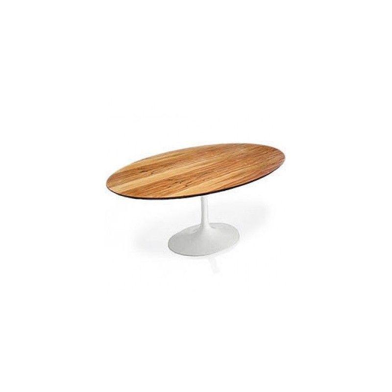 Mesa de jantar oval Saarinen 2,35x1,22