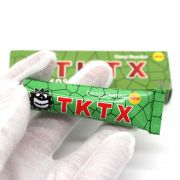 Pomada Anestésica TKTX Micropigmentação Microblading Tatuagem Verde - 10g