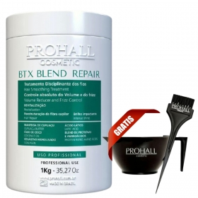Bbtox Btx Capilar Prohall Blend Repair Organico - 1 Kg