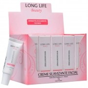 Caixa 20un Tratamento Pos Micropigmentacao Creme Suavizante Facial Long Life - 12g