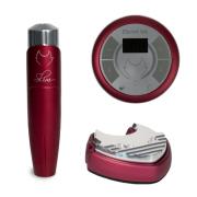 Combo Dermografo Pen Slim + Fonte Digital Marsala Electric Ink