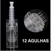 Kit Agulha 12 e Nano  Dermapen