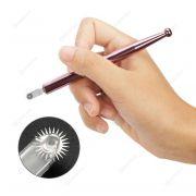 Lamina Tebori Micro Roller Esfumar Micropigmentação 6.3mm