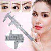 Paquímetro Profissional Design  Sobrancelha Micropigmentação Microblading