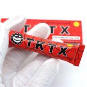 Pomada Anestésica TKTX Micropigmentação Microblading Tatuagem Vermelha - 10g