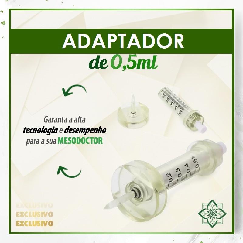 Adaptador Transferidor Caneta Mesodoctor Hyaluron Pen Anvisa Doutor da Estética - 5ml