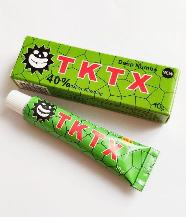 Anestésico Tktx + Kit Anamnese Micropigmentação
