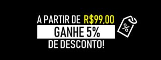 1- 5% de Desconto