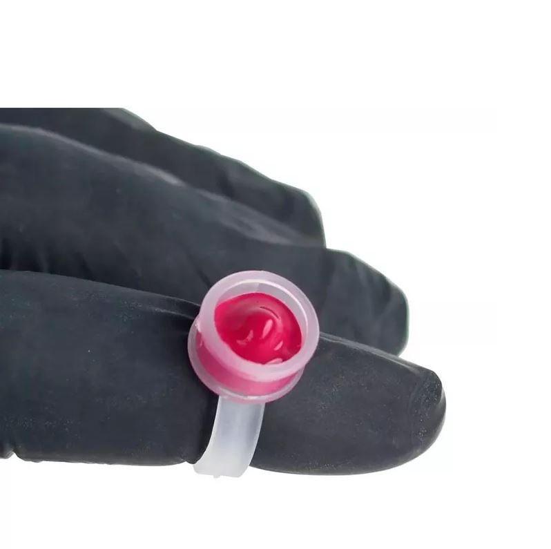 Batoque Anel Tebori Micropigmentação 50 Unidades
