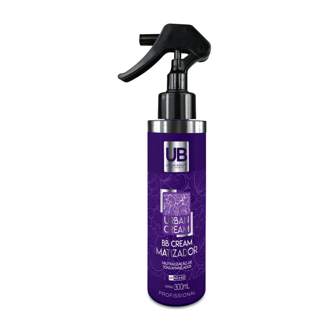 BB Cream Matizador Primer Capilar Protetor Térmico Multibenefícios - 300ml