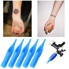 Biqueira Descartável Tatuagem Tattoo 20 Unidades