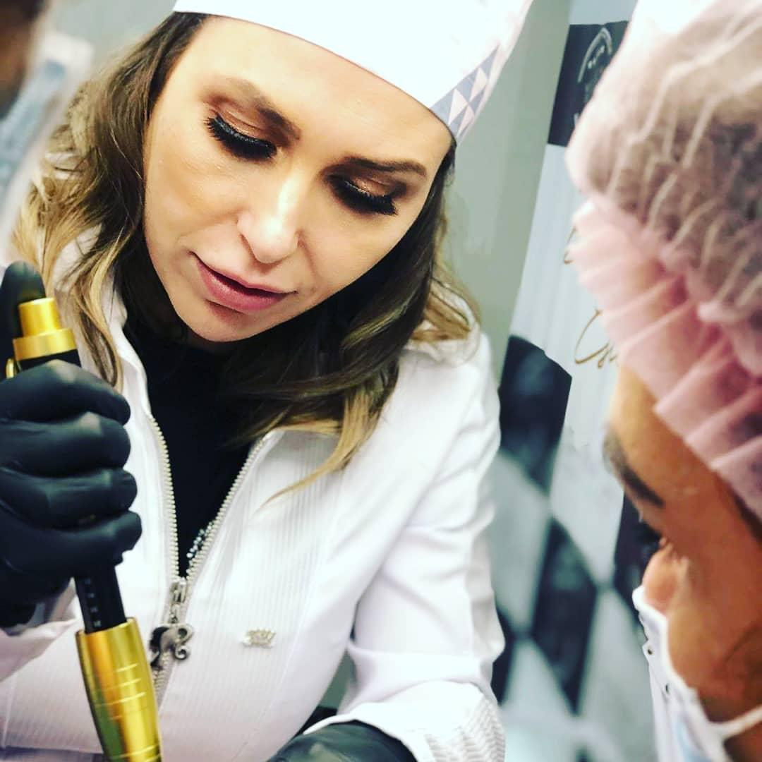 Caneta Mesodoctor Pressurizada Mesoterapia Hyaluron Pen Doutor da Estética - Anvisa