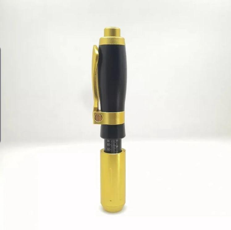 Caneta Pressurizada Hyaluron Pen 0,5 e 0,3 Facial Corporal 2 em 1