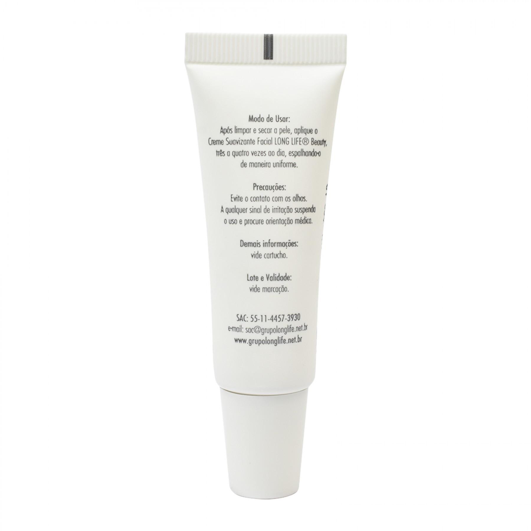 Kit 10un Tratamento Pos Micropigmentacao Creme Suavizante Facial Long Life - 12g