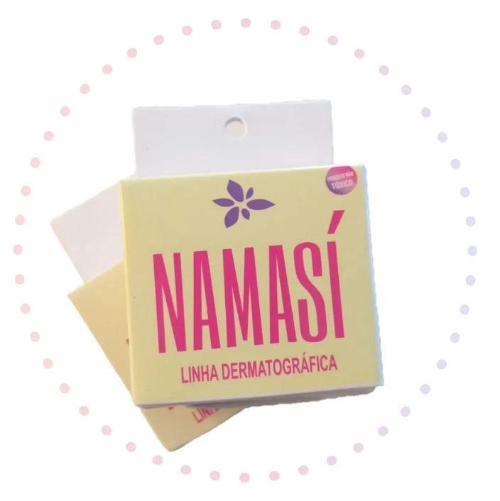 Kit 2 Linha Pigmentada Marcação Sobrancelha Mapeamento Namasi